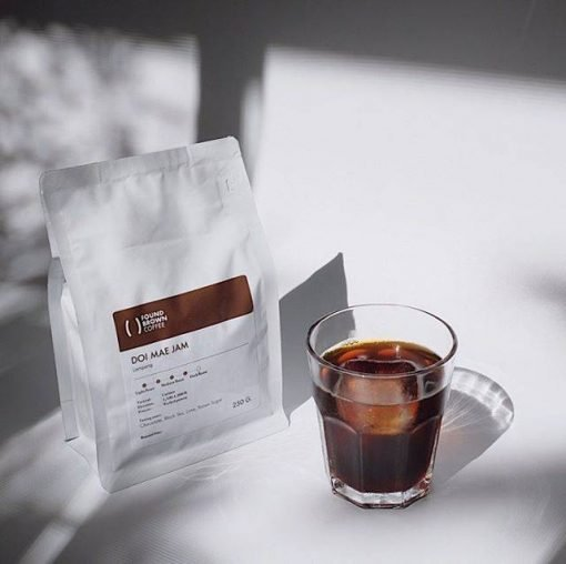 Single Origin Doi Mae Jam Coffee Blend By Fouund Brown Coffee - Coffee Culture Thailand