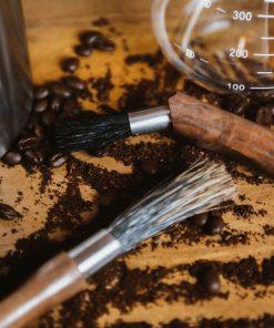 Espresso Machine Cleaning Brush
