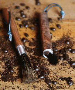 Coffee Grinder Brush