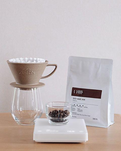 Doi Mae Jam Coffee - Found Brown Coffee Roaster Thailand - Coffee Culture Thailand