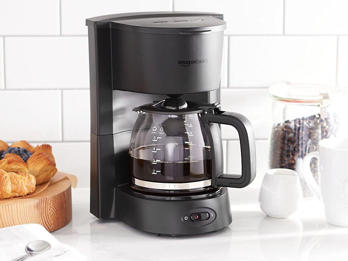 How To Make Fresh Coffee For Newbies - 2. Coffee Maker