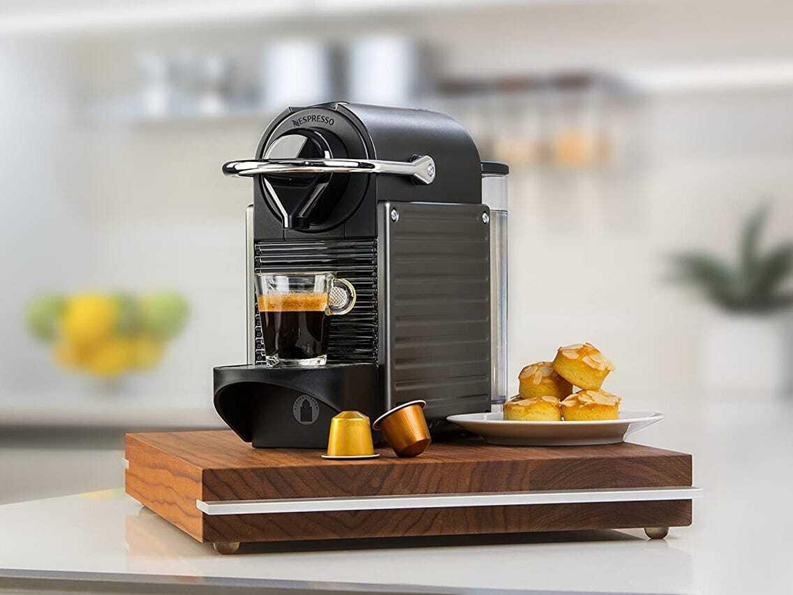 How To Make Fresh Coffee - 6. Capsule Coffee Machines