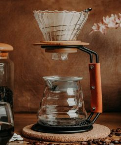 Industrial Pour Over Coffee Drip Station