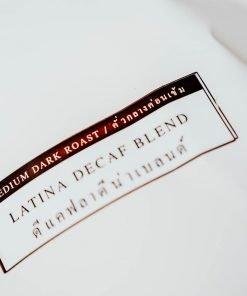 Latina Thai Decaf Coffee Blend - Coffee Culture Thailand Decaf Coffee